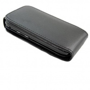 iTalkOnline Black FlipMatic Easy Clip On Vertical Pouch Case - S5600 Preston