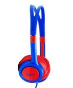 Urbanz VIBERD Vibe Light-Weight Headphones - Red