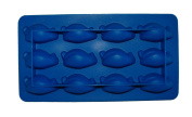 Silicone Penguin Chocolate Mould-Ice Cube Tray,Sweets,Jelly,Soap,Wax,butter FREE POSTAGE