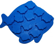 Silicone Mini Fish Shapes Mould-Wax Melts,Chocolate,Sweets,Soap,Ice,Fondant etc FREE POSTAGE