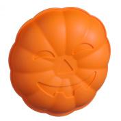 Premier Housewares Pumpkin Cake Mould, Orange