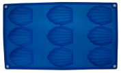 Silicone Madeleine/Shell Tray