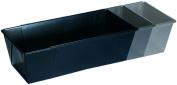 Dr. Oetker Tradition 20-35 cm Non-Stick Expandable Bakeware Loaf Tin, Black