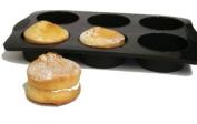 Jumbo 6 Cup Muffin Tin