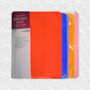 Silicone Baking Mat available in Red Blue Pink or Orange