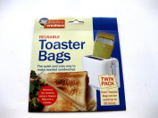 Reusable Toaster Bags - Twin pack