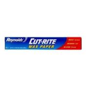 Reynolds Cut Rite Wax Paper