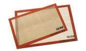 Paderno Non Stick Silpat Silicone Baking Tray/Baking Mat 400 x 300mm