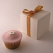 Little Cupcake Boxes Company Square Individual Cupcake boxes