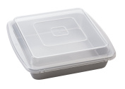 Wilton Recipe Right Square 23cm by 23cm Covered Pan