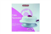 28cm Lazy Susan Kitchen Rotating Icing Cake decorating Turntable Display Stand