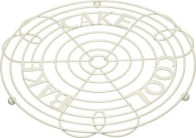 Kitchen Craft 30 cm Sweetly Does It Wire Cake Cooling Rack