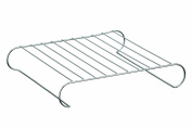 Premier Housewares Stainless Steel Rounded Cooling Rack