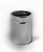 Stainless Steel Chocolate Shaker for use with an Espresso Machine or as an Icing Sugar Shaker for Baking