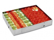 CHG 9754-00 Baking Tray with Divider Height