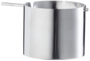 Stelton 09-2 Large Revolving Ashtray, Stainless Steel