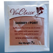 Home Brew & Wine Making - VinClasse® Sherry / Port Yeast - 7 Gramme Sachet
