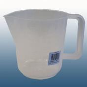 Home Brew & Wine making - Balliihoo® 1 litre / 2 Pint Plastic Jug
