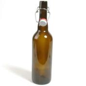 Brown swing top bottles - 750ml - each