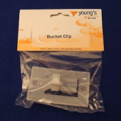 Home Brew & Wine Making - Bucket Clip For Syphon