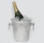 Traditional Aluminium Champagne - Wine Bucket