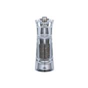 TopGourmet Cilio Genova Pepper Mill Acylic Clear 14 cm