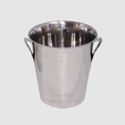 Tulip Stainless Steel Champagne Bucket