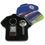 Chelsea Bottle Opener Keyring & Key Blank