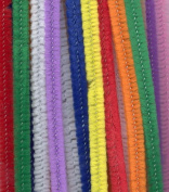 100pk Multi Coloured Pipe Cleaners