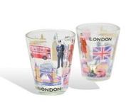 Iconic London Shot Glass