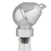 Ball Pourer Chrome 25ml | Spirit Pourer, Shot Pourer, Bar Pourer - Pour a 25ml Measure Every Time!