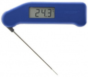 SuperFast Thermapen - professional food thermometer in blue