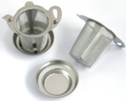 London Teapot tea infuser with lid/base