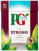 PG Tips Strong 80 Teabags