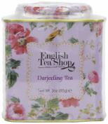 English Tea Shop Darjeeling Floral Tin Leaf Tea 85 g
