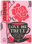 Clipper Organic Infusion Love Me Truly Chai Enveloped 20 Teabags 44 g