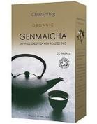 Clearspring Organic Green Tea Genmaicha 50g