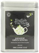 English Tea Shop Green Sencha Organic Loose Tea 100 g