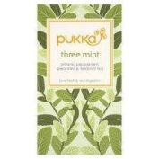 Pukka Organic 3 Mint Tea 20'S