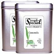 Simpli-Special Egyption Camomile Herbal Tea 50 g in Gift Caddy