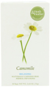 Heath and Heather Camomile Herbal Infusions 50 Teabags