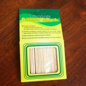 Cinnamon toothpick refil contains 100 toothpicks