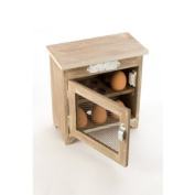 Wooden Egg Box (Oeufs)