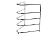 Skeppshults pan Stand Stainless Steel for 4 (+1) Pans