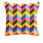 Long Stitch Cushion Kit