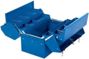 Draper 48566 Barn-Type Toolbox with Tray