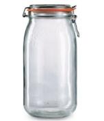 Traditional Le Parfait 3L LP940041 Preserving Food Storage Jar ClipTop AirTight