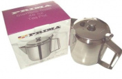 Boxed Stainless Steel Mirror Finish 1420ml/1.4 Litres Tea Pot