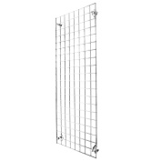 Wall Mounted Gridwall Mesh Display - 1830mm (6ft) High