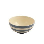 Fairmont Kitchen Stripe Coupe Cereal Bowl Delph Blue